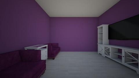 the purple room - Living room  - by myersbay