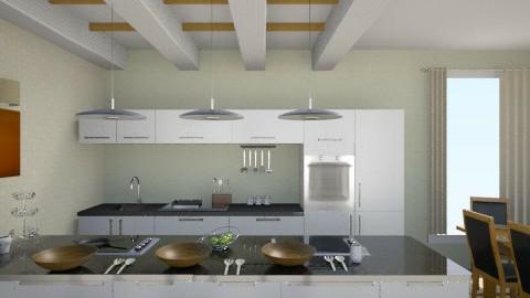 Kitchen - Kitchen - by AlbGre