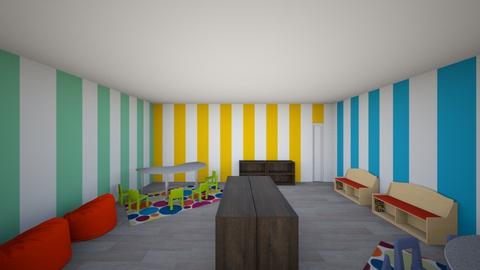 BBA Library - Kids room - by Dannyeagle22