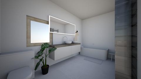 Stein Bathroom - Bathroom - by poppystein