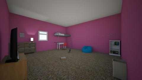 beroom - Kids room - by designgirl22