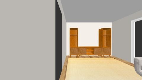 Mrs B - Living room  - by JLStratford
