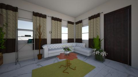 SALA1 - Living room  - by izzan