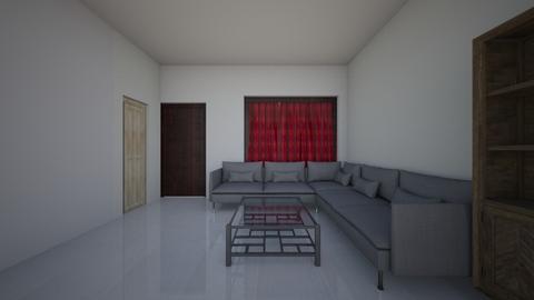 Casita - Living room  - by bk_cca