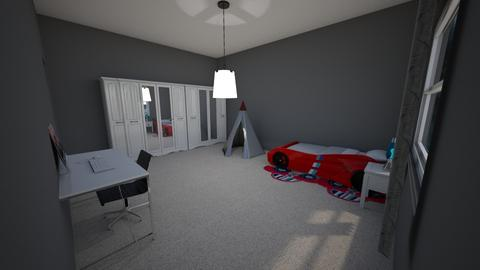 my car room - Bedroom  - by I love Sonic the hedgehog