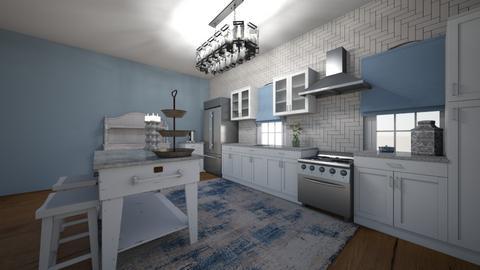 kitchen - Kitchen  - by emmamarkus