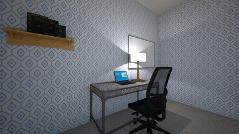 Office Room  - Classic - Office  - by SleepzZ