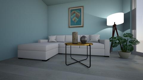 livingturq - Minimal - Living room - by Seco0625