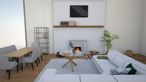 random living room - Living room  - by Llamacorn12