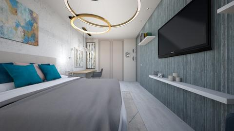 ok3 - Bedroom  - by Viktoriatop