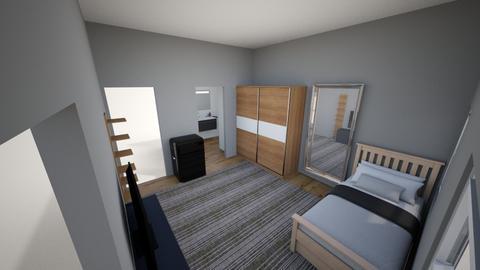 yaseen room - Bedroom  - by yaseen enaya
