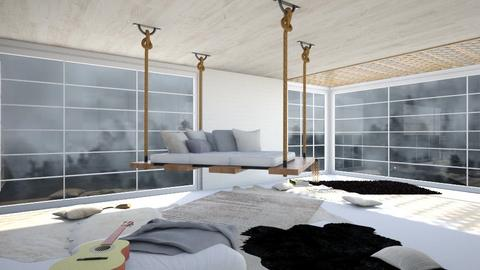 Natural tones - Minimal - Bedroom  - by its lia