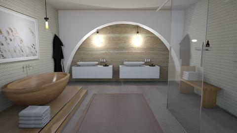 bath - Modern - Bathroom  - by steker2344