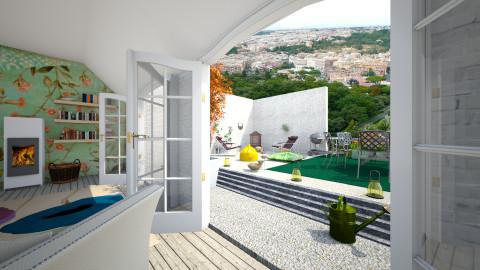 Roof garden - Garden  - by mrschicken
