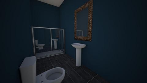Bathroom - Modern - Bathroom  - by Joshmono
