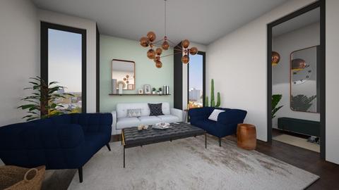Urban - Modern - Living room - by Kit Bramble