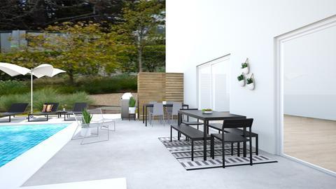 DWR Susan pool area 3 - Garden - by mikaelawilkins