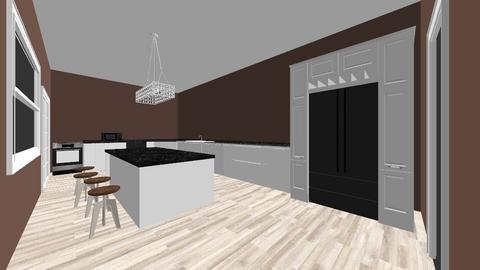 Kitchen - Modern - Kitchen - by andrewsalmon04