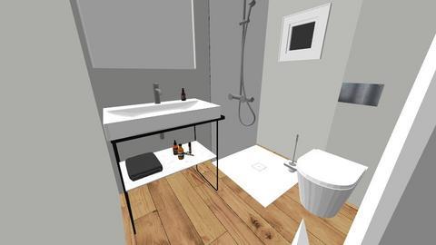 Bano Esperanza - Bathroom  - by carminacervera