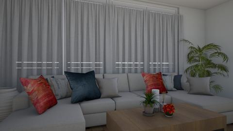 b - Living room - by Nizanhe