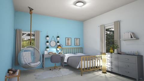 MyRoom contest Gumball13 - Bedroom  - by gumball13