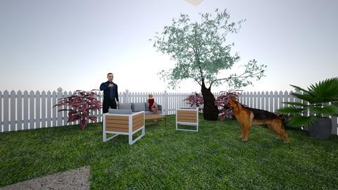 Alona garden - Garden  - by erlichroni