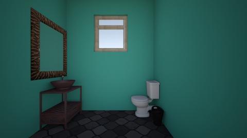 guuuuuu - Bathroom  - by mohockey_12