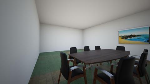 Com - Modern - Office  - by dastanzhas