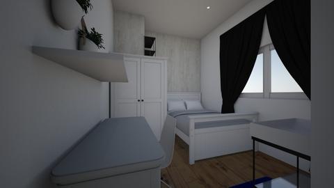 myn sisters room - Bedroom - by Louxx19