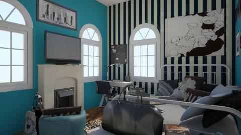 MGR - Bedroom - by Rocklover101
