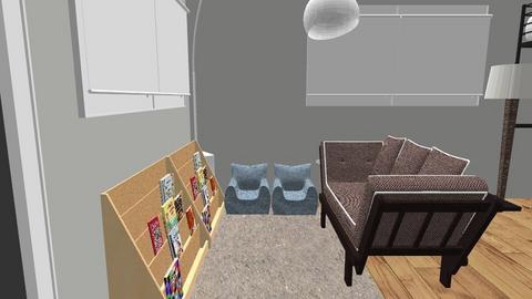 Design Challenge 2 - Kids room  - by StephanieSisson