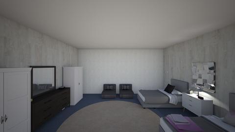 wdb - Bedroom  - by jkblooming