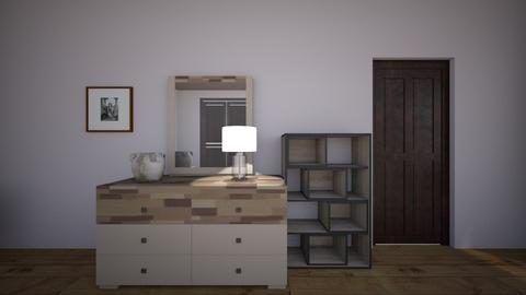 Sample Room - Bedroom  - by Devon Allard