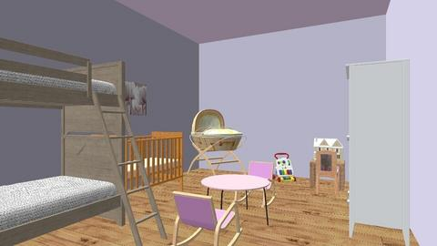 baby and kids room - Kids room  - by ckav0707
