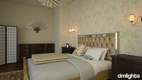 1 - Bedroom - by DMLights-user-1020416