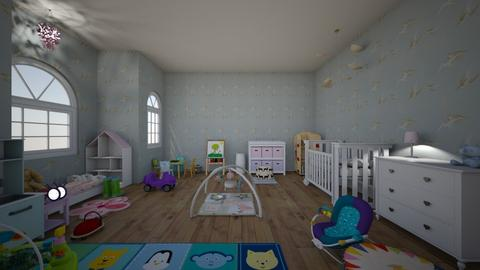 Nursery - Kids room  - by PeculiarLeah