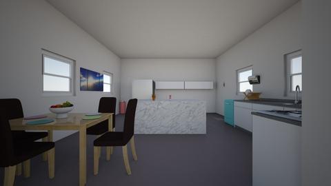 Simple Kitchen  - Kitchen  - by Shawna Hall