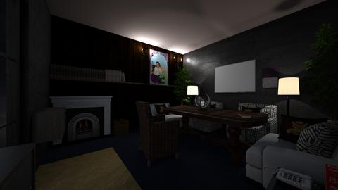 Mini living_Office - Office  - by PAPIdesigns