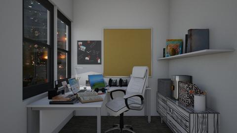 mini - Office - by sasasaaaw