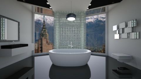 BathRoomFreshDesing - Bathroom  - by Nard8A