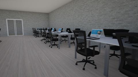 Samanta Karina - Classic - Office  - by 11BSKarina