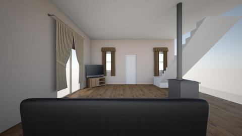 Living Room - Living room  - by Sharq00