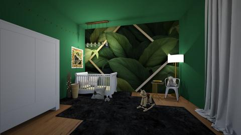 baby nursery - Kids room  - by guacamolestyle
