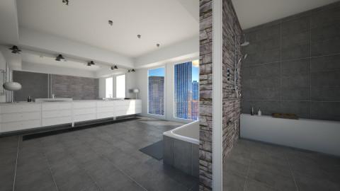 Bathroom - Modern - Bathroom  - by Lucii