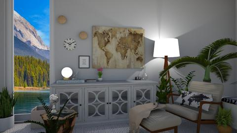 marble - Living room  - by Daisydesigner