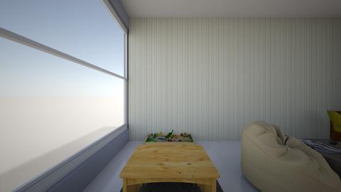 Lihle Kids Study Room  - Modern - Kids room - by samanthaweitsz