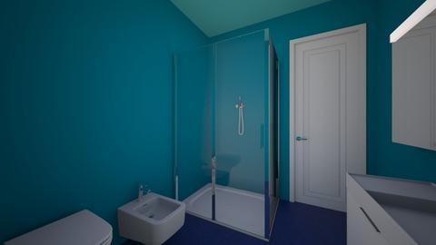 Bagno mio - Modern - Bathroom  - by CaterinaBoccato