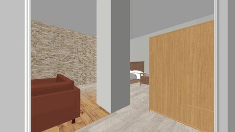 nadstropje plani 1 - Bathroom  - by andraz132
