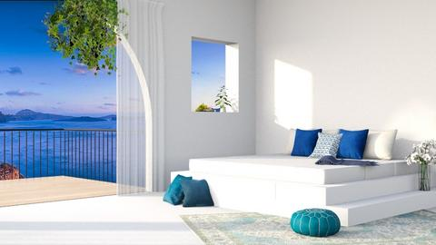 Greece - Modern - Bedroom  - by its lia