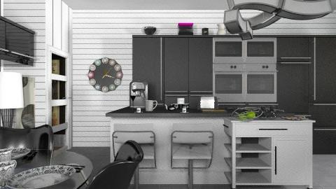 Favorit  - Modern - Kitchen  - by milyca8